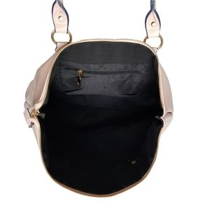 d'Orcia Bags - 🆕d'Orcia Faux Leather Pink Large Tote Handbag